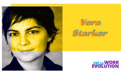 New Work Evolution Vortrag von Vera Starker